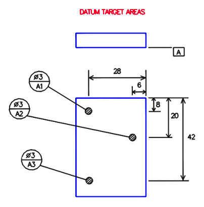 Datum Target(s) | eMachineShop