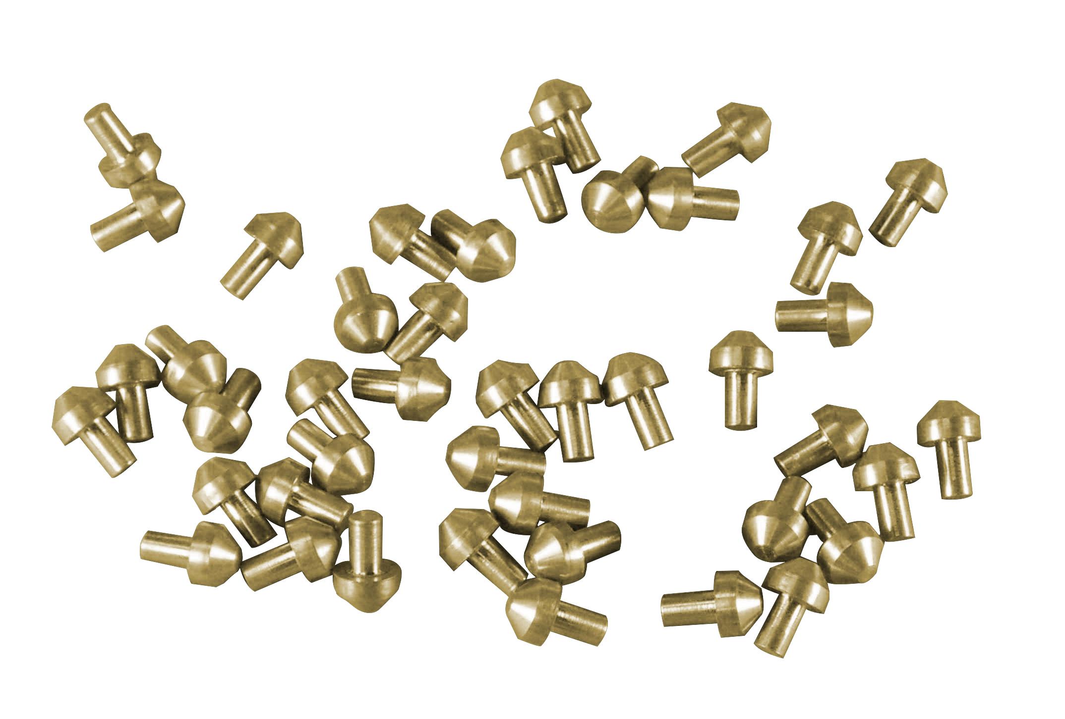 Brass orifices