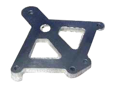 Aluminum Part of Motorcycle Bracket