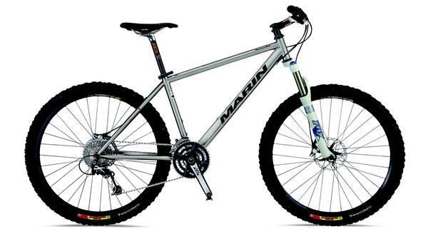 Titanium Bicycle