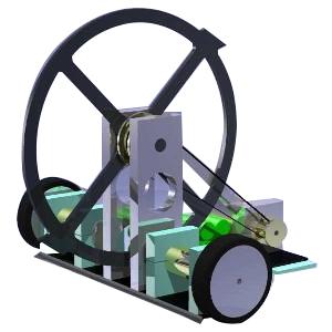Battlebot robot