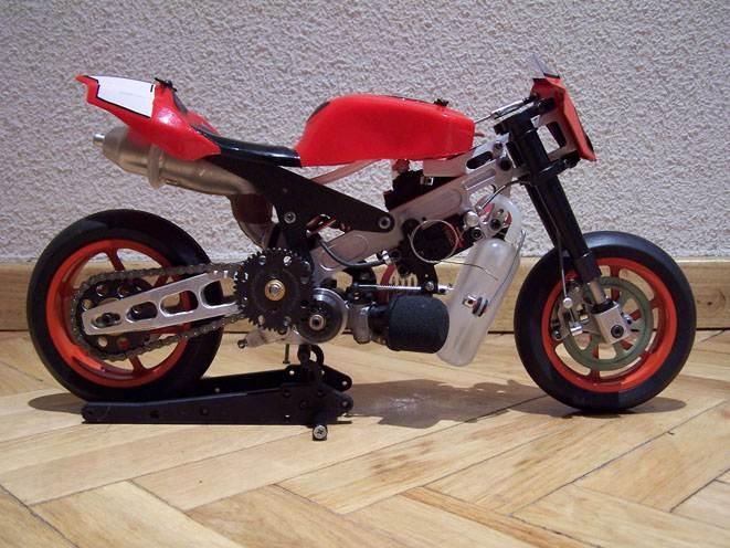 R/C Motorbike