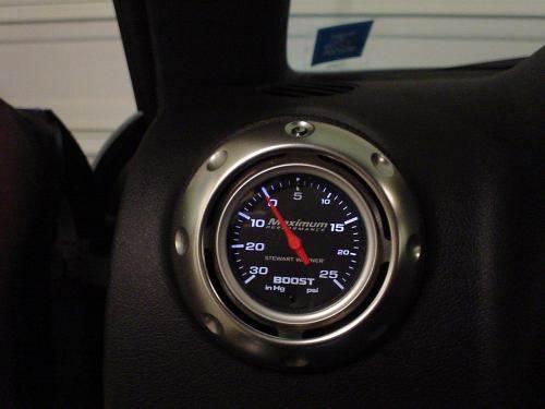 Fully Installed in Audi Dash